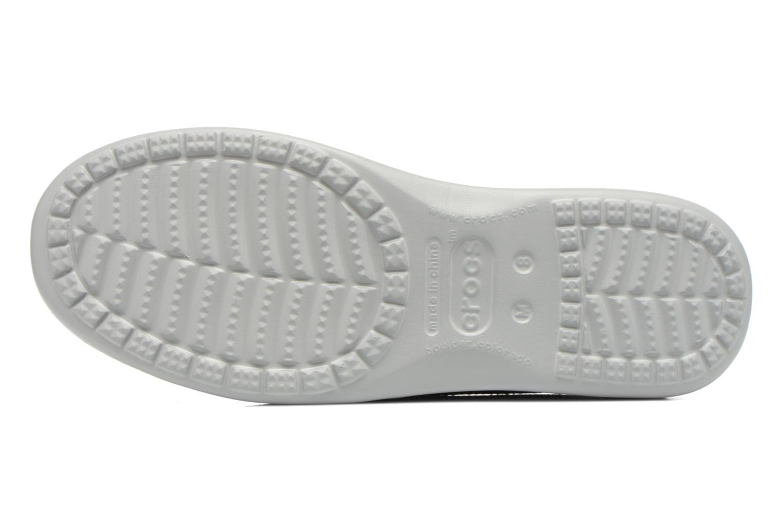 Baskets Crocs Santa Cruz 2 Luxe M Gris vue haut