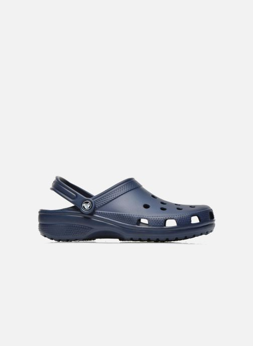 Sandales et nu-pieds Crocs Classic H Bleu vue derrière
