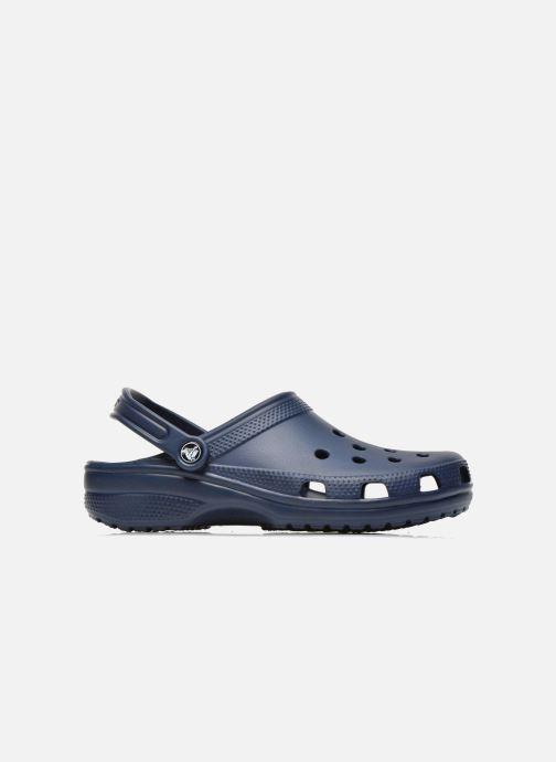 Sandalias Crocs Classic H Azul vistra trasera