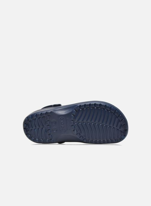 Sandals Crocs Classic H Blue view from above