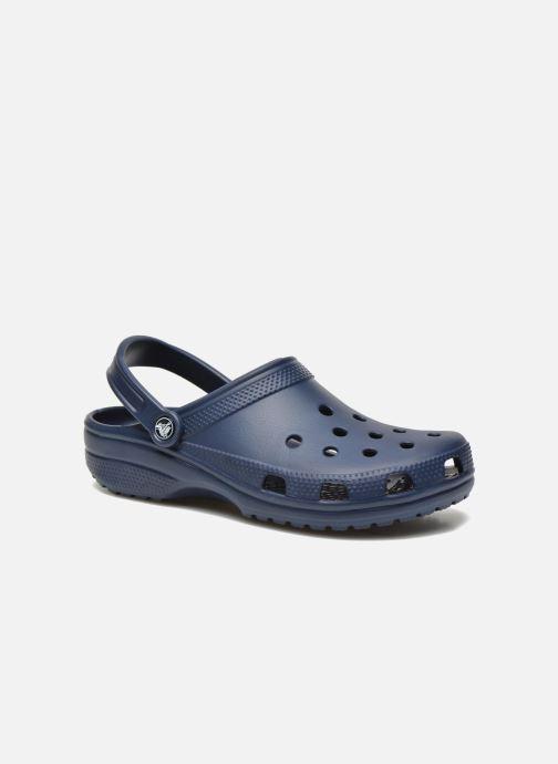 Sandals Crocs Classic H Blue detailed view/ Pair view