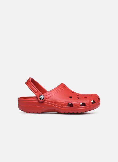 Sandales et nu-pieds Crocs Classic H Rouge vue derrière