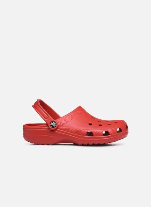 Sandalias Crocs Classic H Rojo vistra trasera