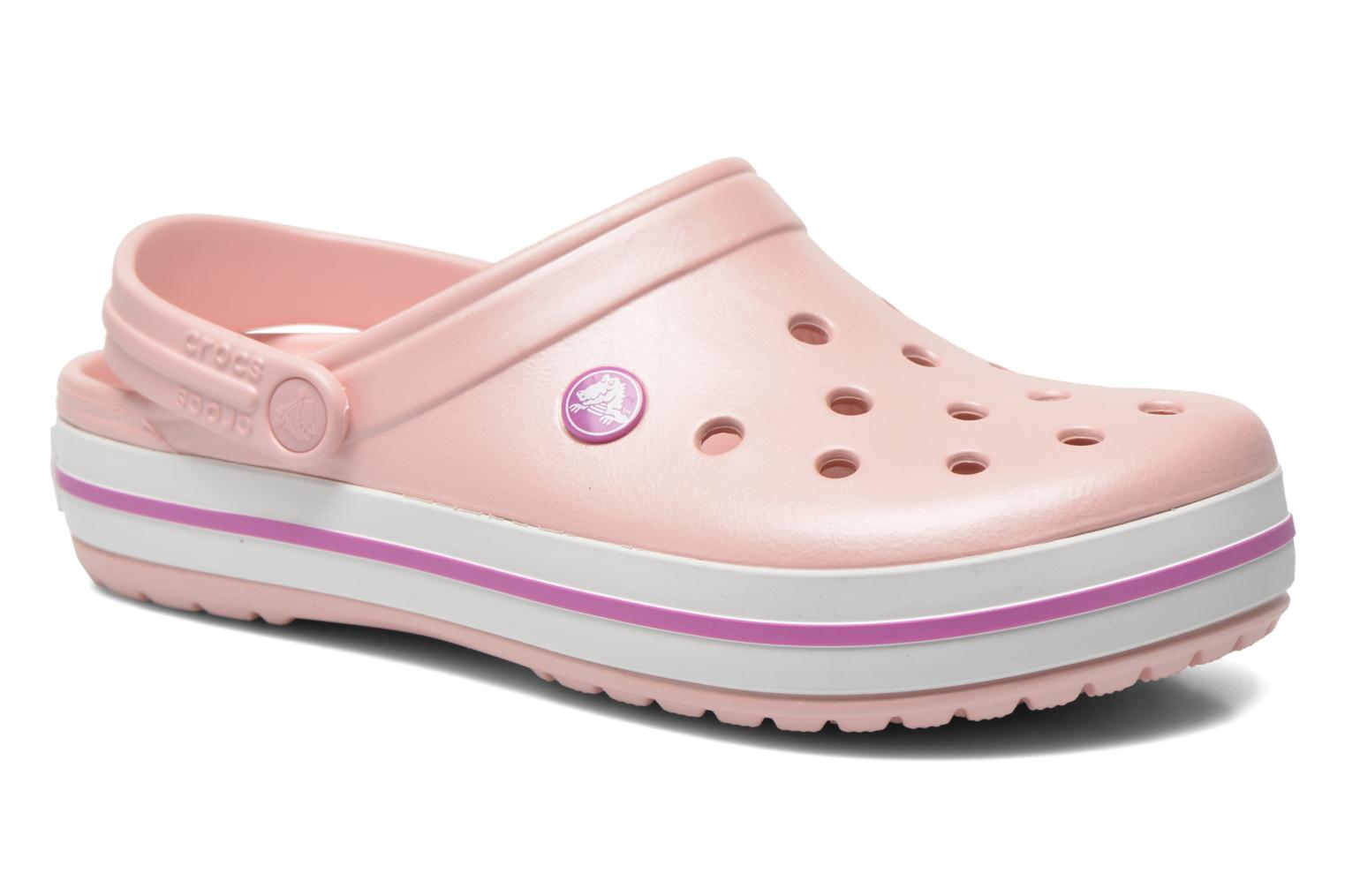 c5709143276d7 ... Mules clogs Crocs Crocband W Pink detailed view Pair view hot sales  ac84a e345b  Mules clogs Crocs Classic Mammoth Luxe Radiant Clog ...