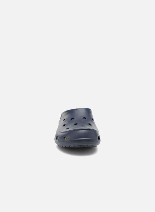 Mules et sabots Crocs Crocs Freesail Clog W Bleu vue portées chaussures