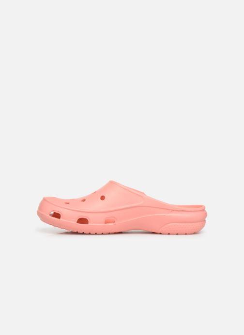 Mules et sabots Crocs Crocs Freesail Clog W Orange vue face