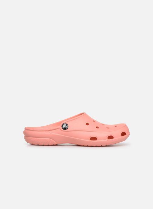 Mules et sabots Crocs Crocs Freesail Clog W Orange vue derrière