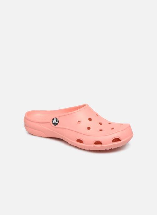 Zuecos Crocs Crocs Freesail Clog W Naranja vista de detalle / par