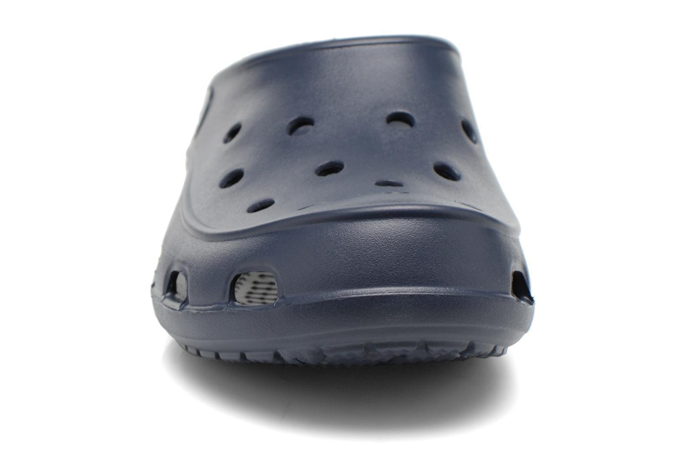 Zuecos Crocs Crocs Freesail Clog W Azul vista del modelo