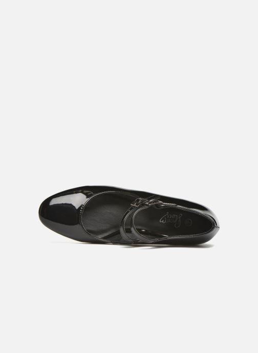 Escarpins I Love Shoes KIBABE Noir vue gauche