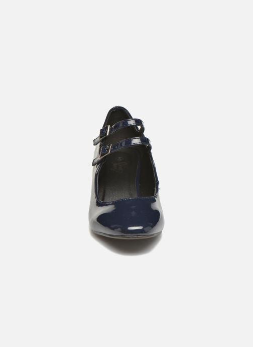 Escarpins I Love Shoes KIBABE Bleu vue portées chaussures