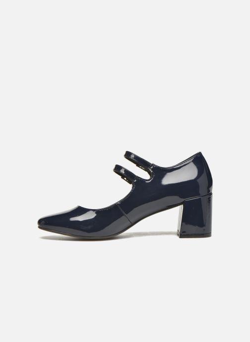 Escarpins I Love Shoes KIBABE Bleu vue face