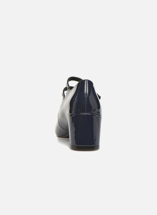 Escarpins I Love Shoes KIBABE Bleu vue droite