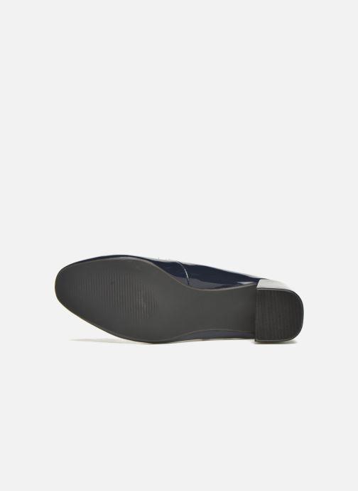 Escarpins I Love Shoes KIBABE Bleu vue haut
