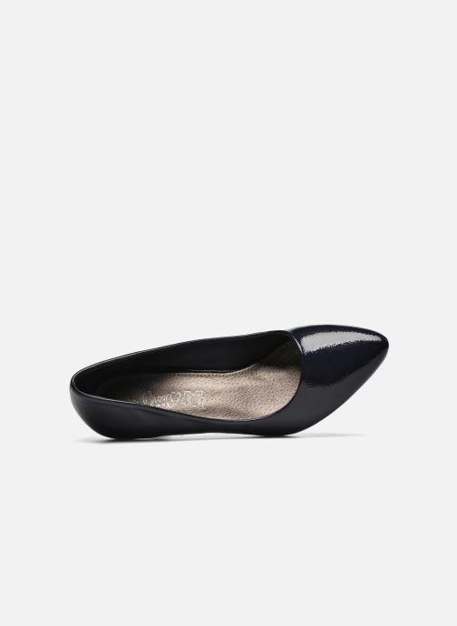 Escarpins I Love Shoes KIPOINT Bleu vue gauche