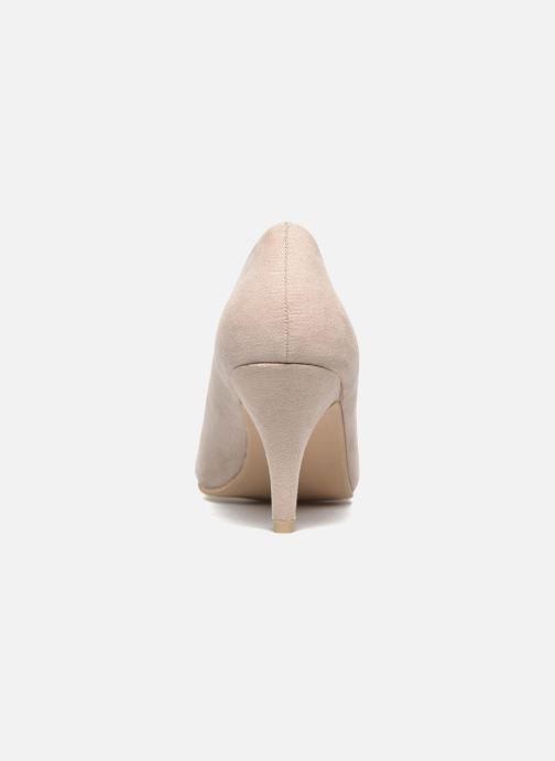 Escarpins I Love Shoes KIPOINT Beige vue droite