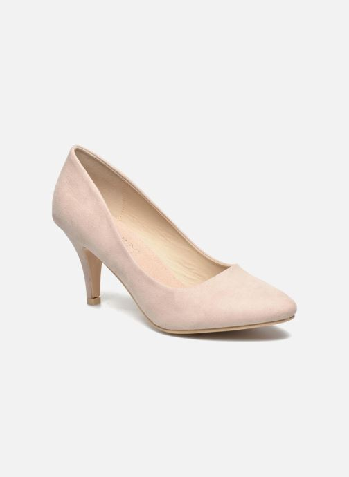Escarpins I Love Shoes KIPOINT Beige vue détail/paire