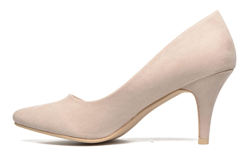 Escarpins I Love Shoes KIPOINT Beige vue face