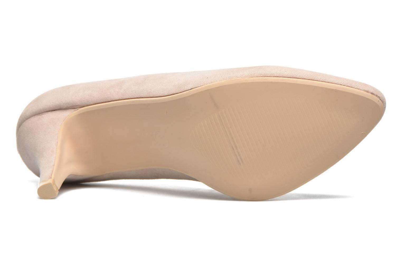 Escarpins I Love Shoes KIPOINT Beige vue haut