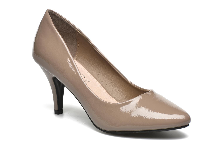 Escarpins I Love Shoes KIPOINT Beige vue détail/paire
