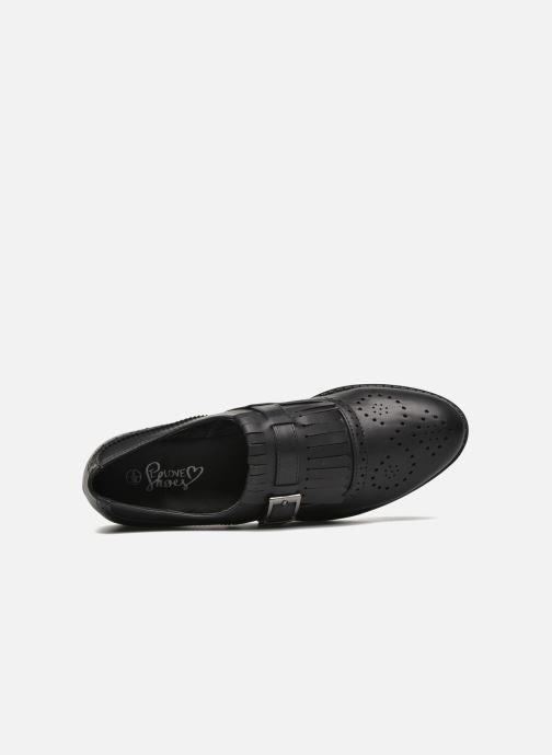 Mocassins I Love Shoes KIFASSE Noir vue gauche