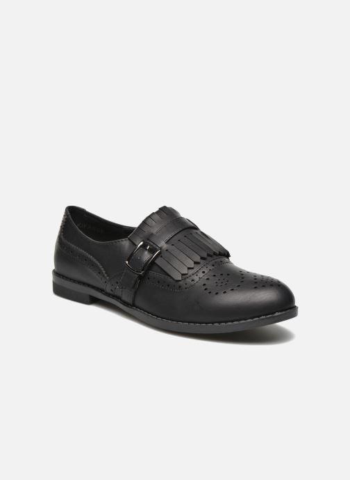 Mocassins I Love Shoes KIFASSE Noir vue détail/paire