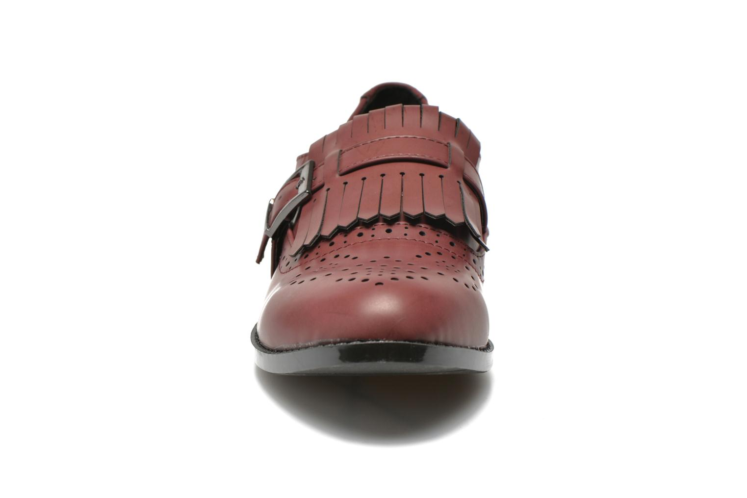 Loafers I Love Shoes KIFASSE Burgundy model view
