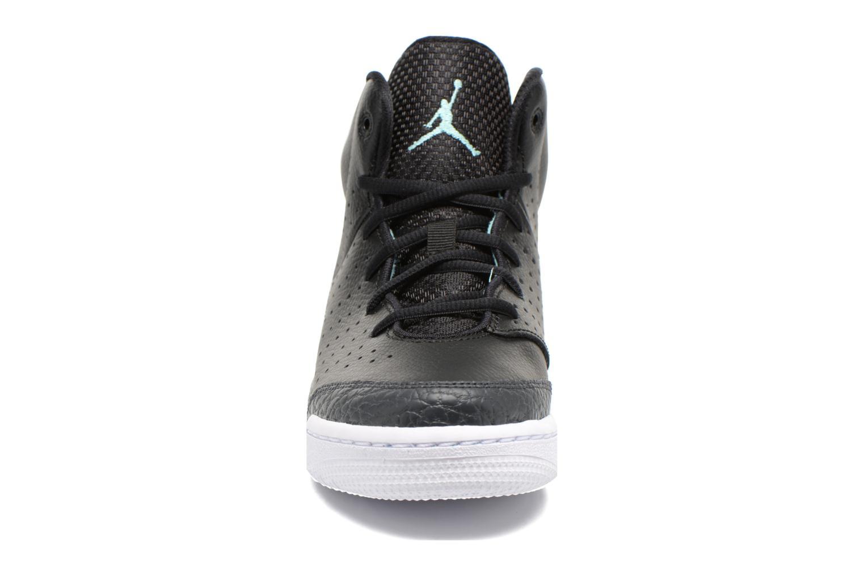 Baskets Jordan Jordan Flight Tradition Bg Noir vue portées chaussures