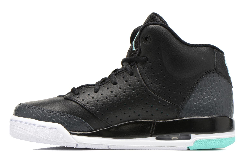 Sneakers Jordan Jordan Flight Tradition Bg Sort se forfra
