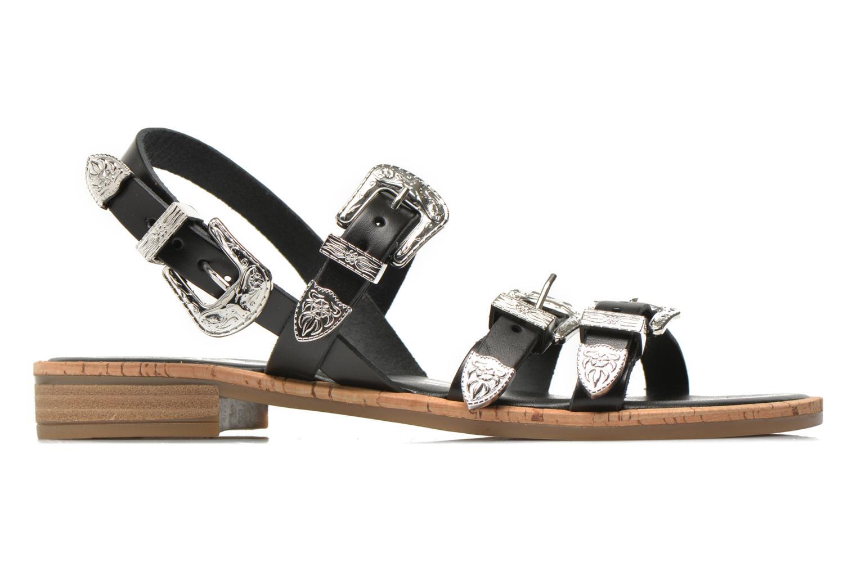 Sandales et nu-pieds Made by SARENZA Tennessee Sister #5 Noir vue détail/paire