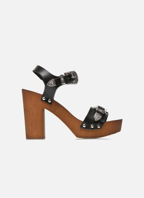 Sandalias Made by SARENZA Discow Girl #10 Negro vista de detalle / par