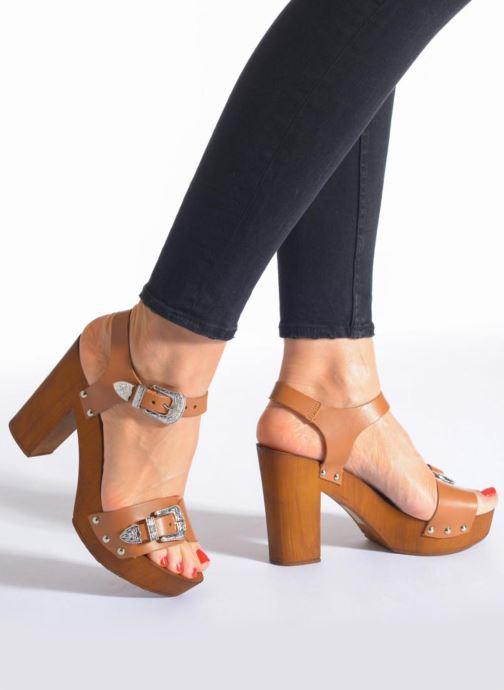 Sandalen Made by SARENZA Discow Girl #10 Bruin onder