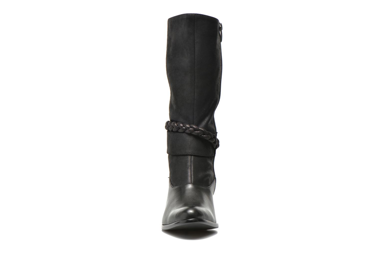 Bottines et boots Madison Arnold Noir vue portées chaussures