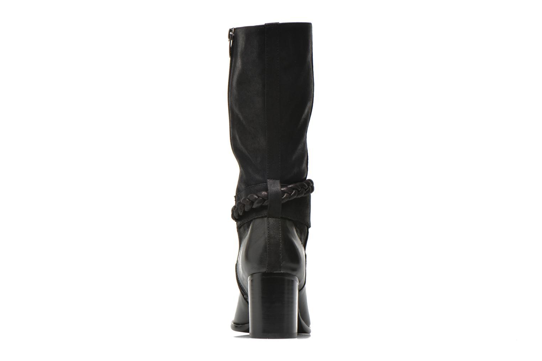 Bottines et boots Madison Arnold Noir vue droite