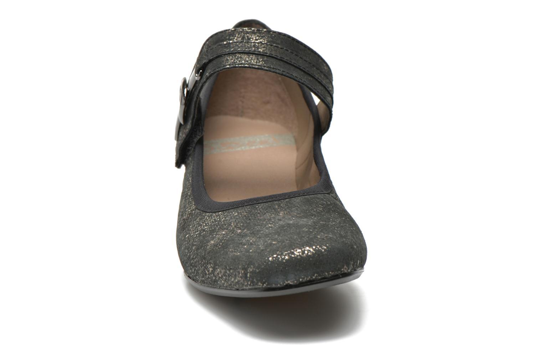 Escarpins Sweet Fili Or et bronze vue portées chaussures