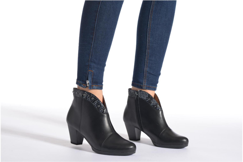 Bottines et boots Sweet Tuiter Marron vue bas / vue portée sac