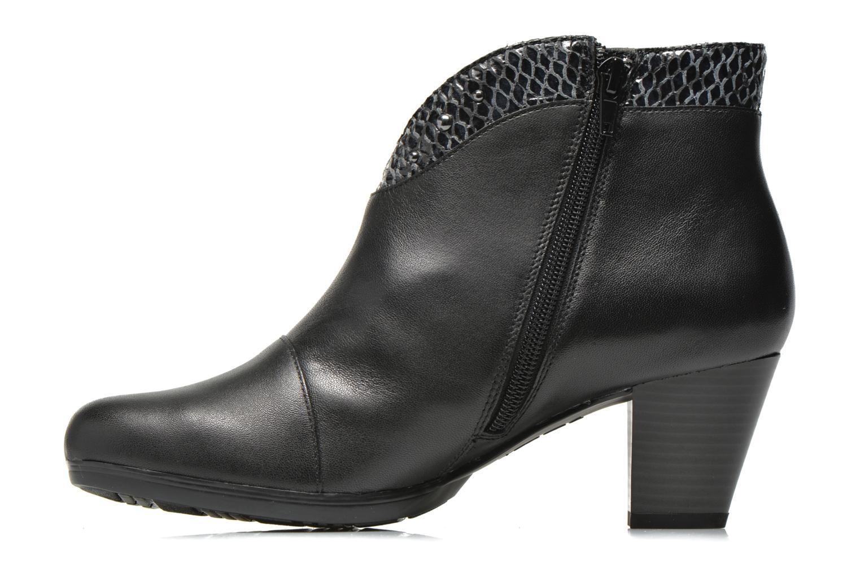 Bottines et boots Sweet Tuiter Noir vue face