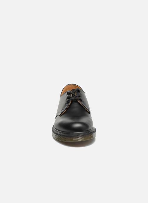 Chaussures à lacets Dr. Martens 1461 PW W Noir vue portées chaussures