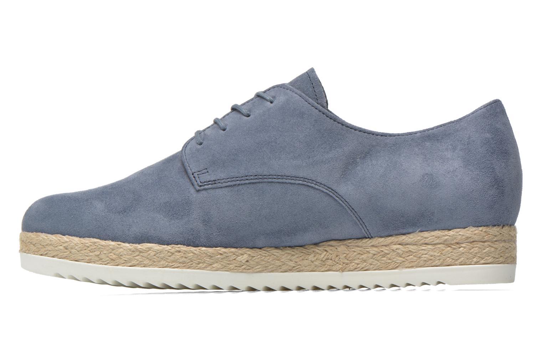 Chaussures à lacets Gabor Lilo Bleu vue face