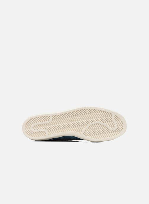 Sneakers adidas originals Superstar 80S Animal Blauw boven