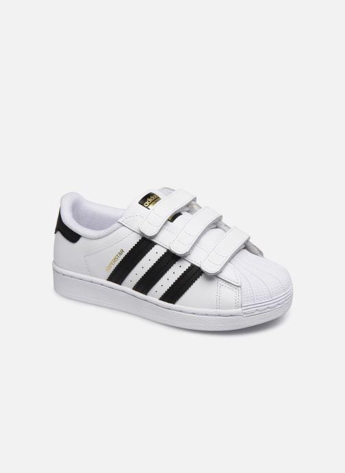 Sneaker adidas originals superstar CF C weiß detaillierte ansicht/modell
