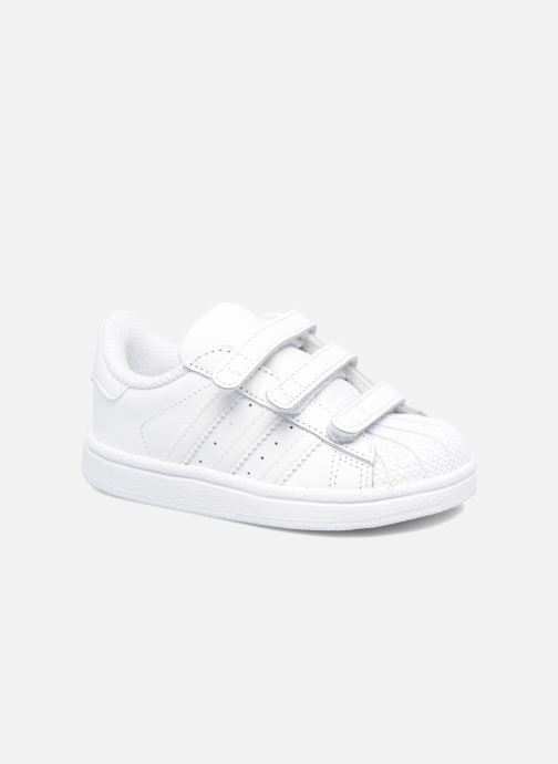 adidas originals Superstar CF I (Blanc) Baskets chez