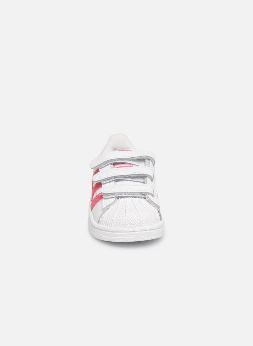 Sneakers adidas originals Superstar CF I Wit model