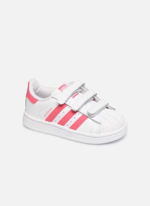 Sneakers adidas originals Superstar CF I Wit detail