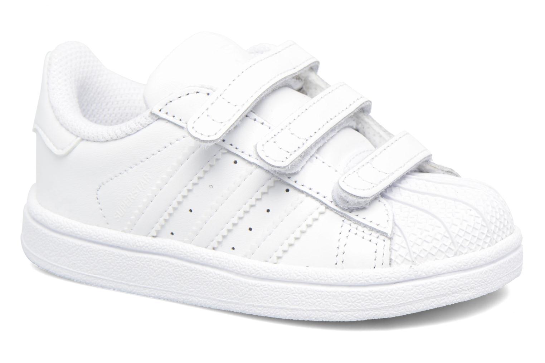 Sneaker Adidas Originals Superstar CF I weiß detaillierte ansicht/modell
