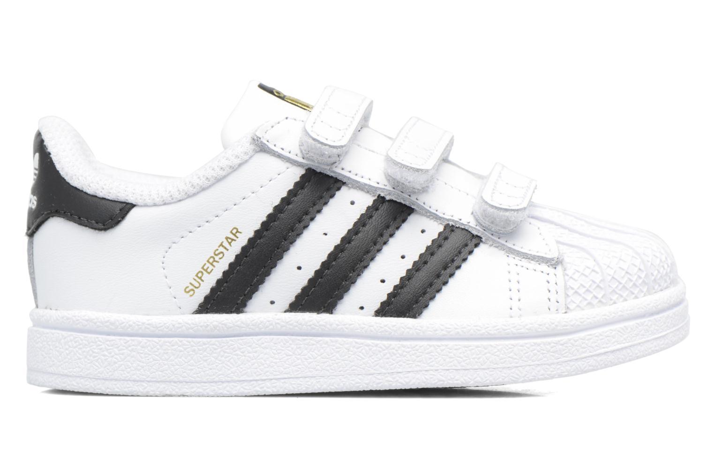 Deportivas Adidas Originals Superstar CF I Blanco vistra trasera