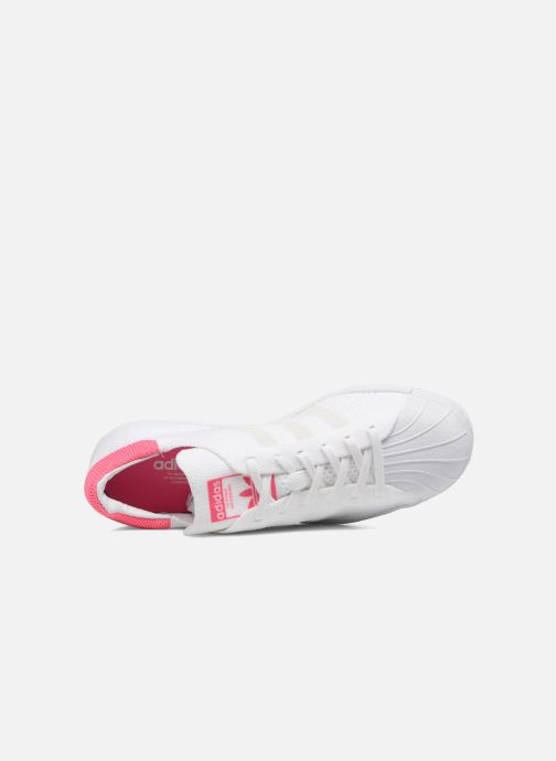 adidas originals Superstar 80S PK W (Blanc) Baskets chez