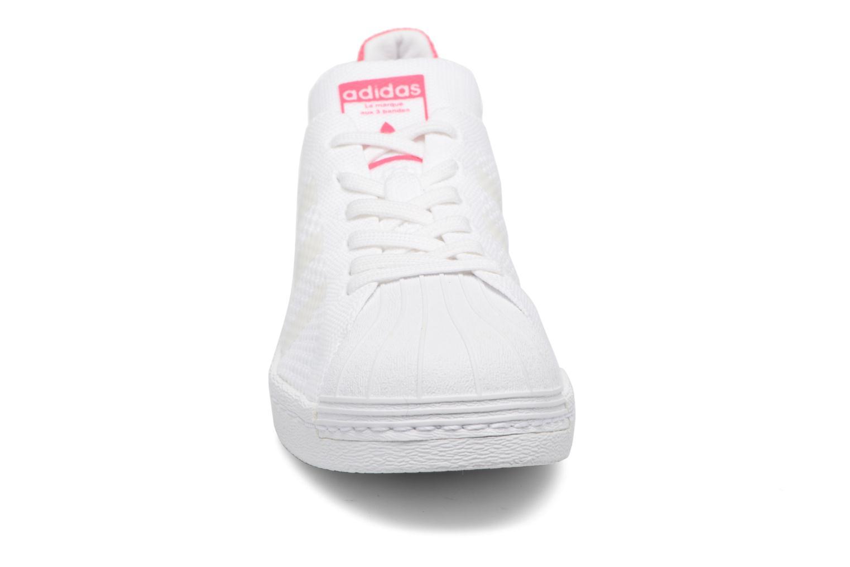 Deportivas Adidas Originals Superstar 80S PK W Blanco vista del modelo