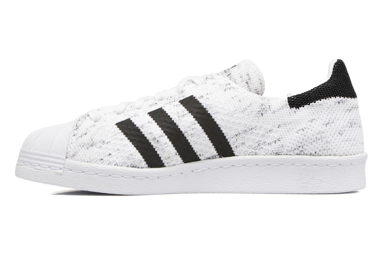 Baskets Adidas Originals Superstar 80S PK W Noir vue face