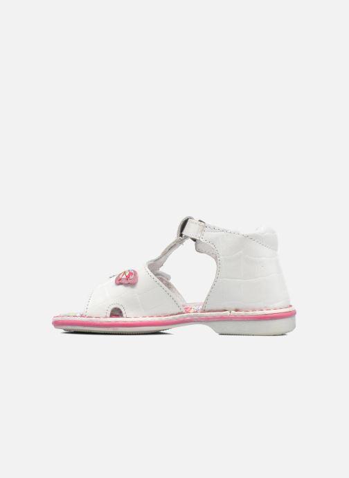 Sandales et nu-pieds Catimini Cicadelle Blanc vue face